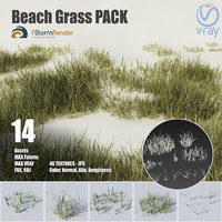 Beach grass pack