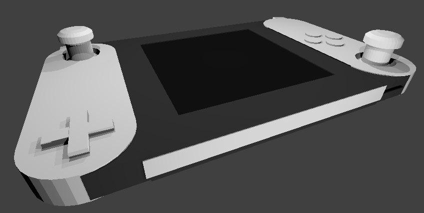 sd portable gamecube model