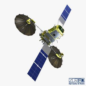 3D artificial satellite loutch 5v
