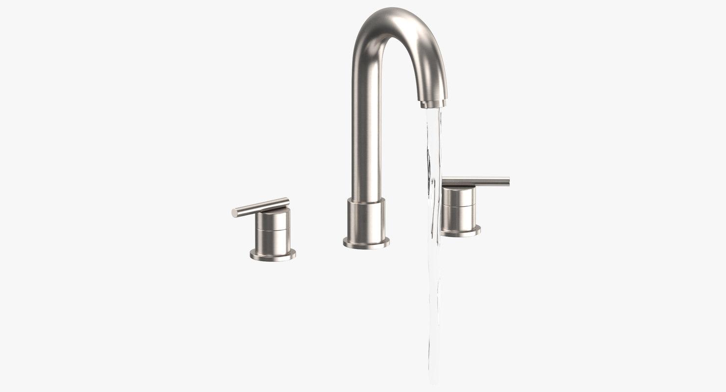 contemporary sink fixture - model
