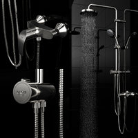 3D shower grohe new tempesta model