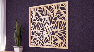 decorative panel 5 sizes model