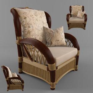 furniture chair model