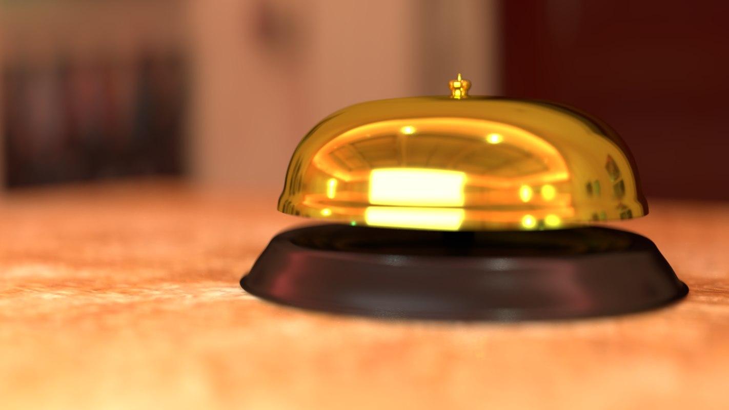 reception bell model