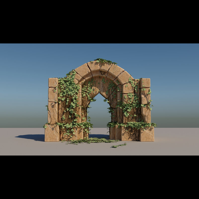 3D arch old