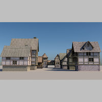 Medieval village (free)