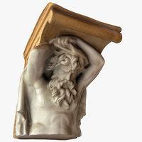 atlas torso 3D