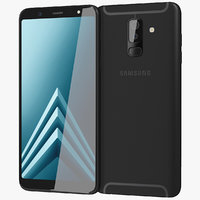 Samsung Galaxy A6 Plus 2018 Black
