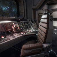 3D adds set chairs sci fi