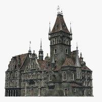 Gothic House 03