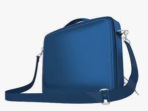 3D sport briefcase