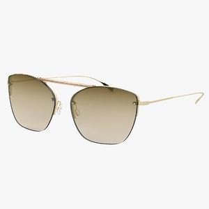 eyeglass optic eyewear model