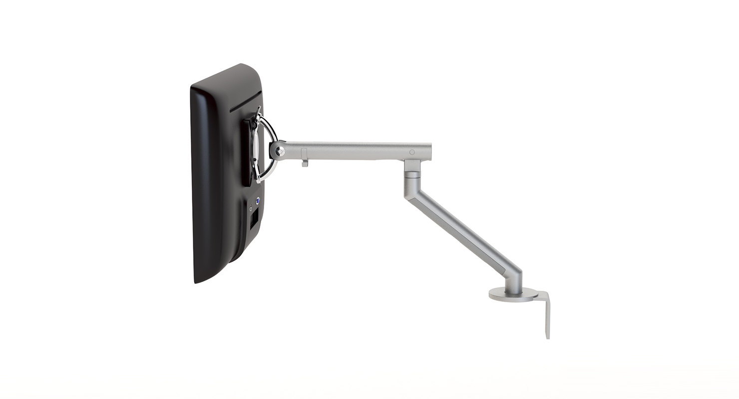 stand monitor 3D