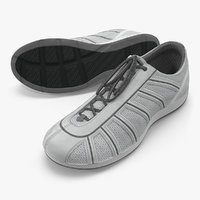 3D fencing shoes