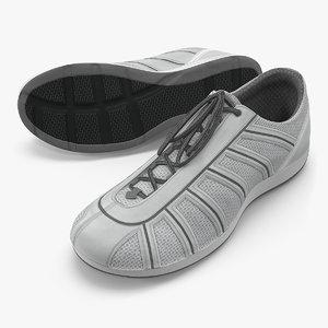 3D fencing shoes