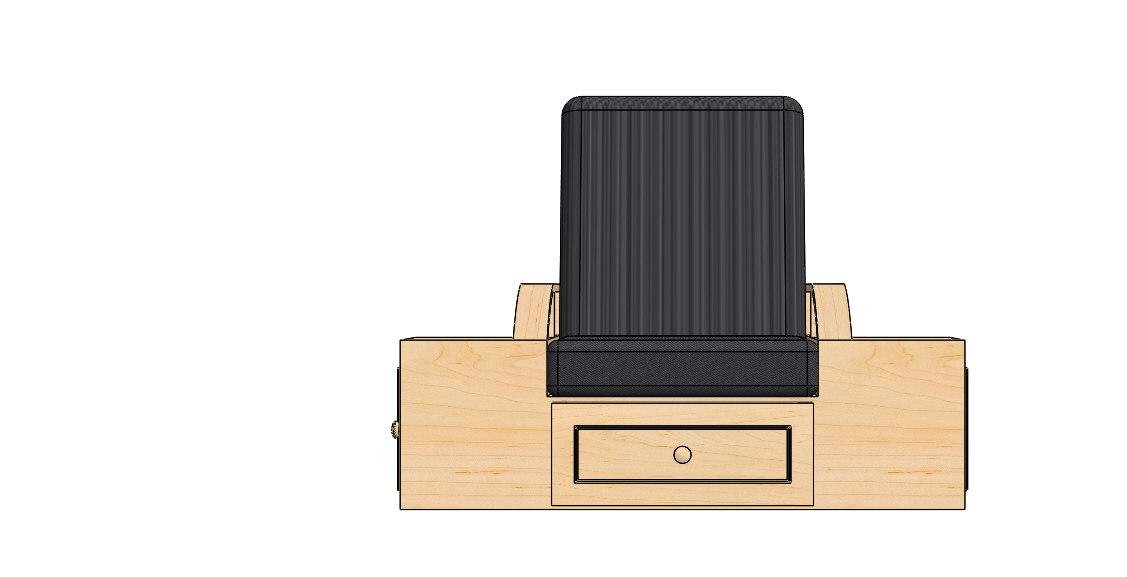 3D wooden furniture