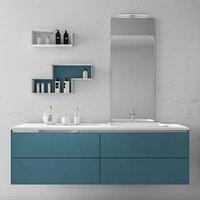 Bathroom furniture set Arcom eGo 2