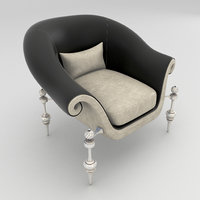 armchair rose model