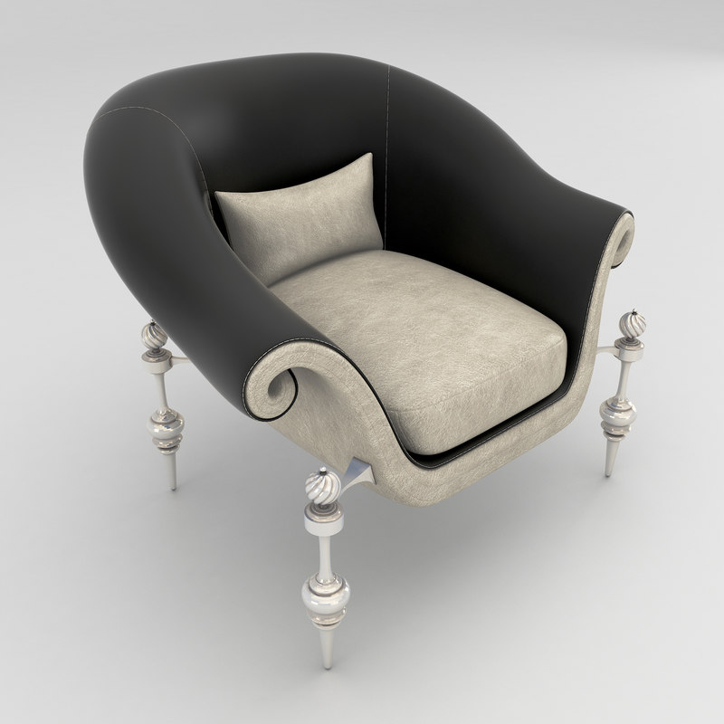 armchair rose model
