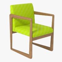 3D realistic chair cornelia