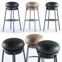 3D grasso stool designers seat