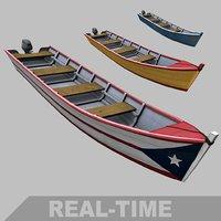 yola boat model