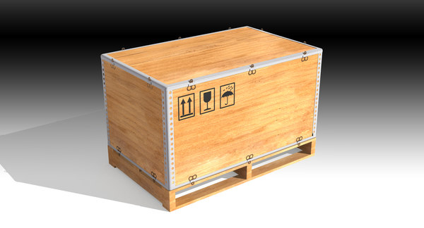 Use Wooden Packing Crates to Keep Your Products Sa