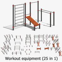 3D 1 workout 25