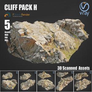cliff pack h model
