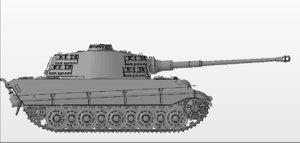 3D tank printing