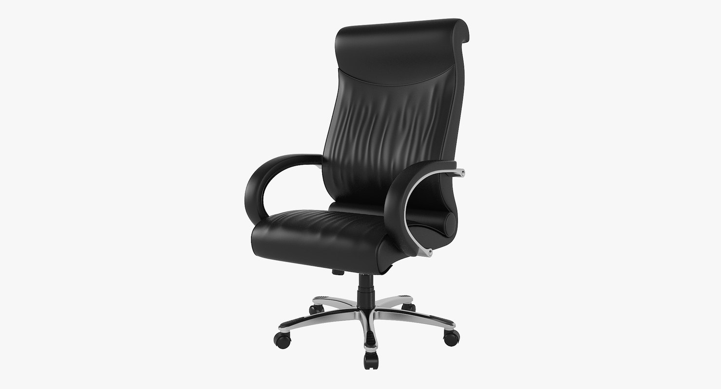 3D model chairman 420 office chair