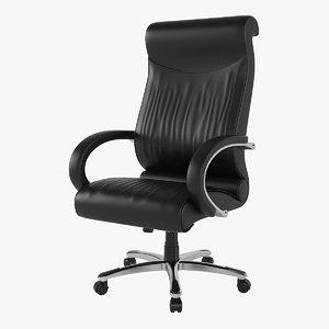 3D model chairman 420 office chair