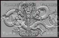stl dragon model