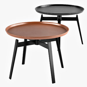 3D husk small tables