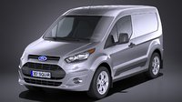 Ford Transit Connect 2016-2018