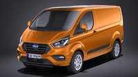 Ford Transit Custom Van 2018