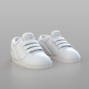 3D cartoon sport shoes