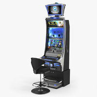 Dominator Slot Machine