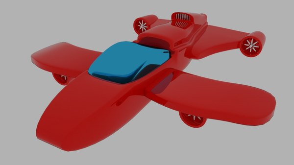 spaceship k jet model