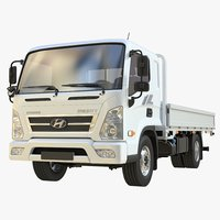 realistic hyundai mighty 03 model