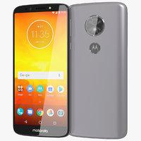 Motorola Moto E5 Gray