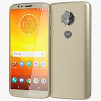 Motorola Moto E5 Gold