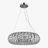 chandelier 741064 onda lightstar 3D model