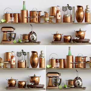 decor kitchens 3D model