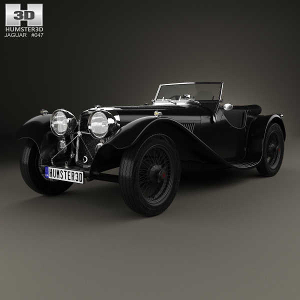 1936 100 ss model