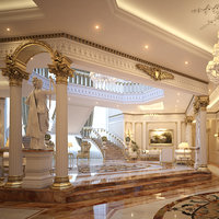 Luxury Lounge Lobby