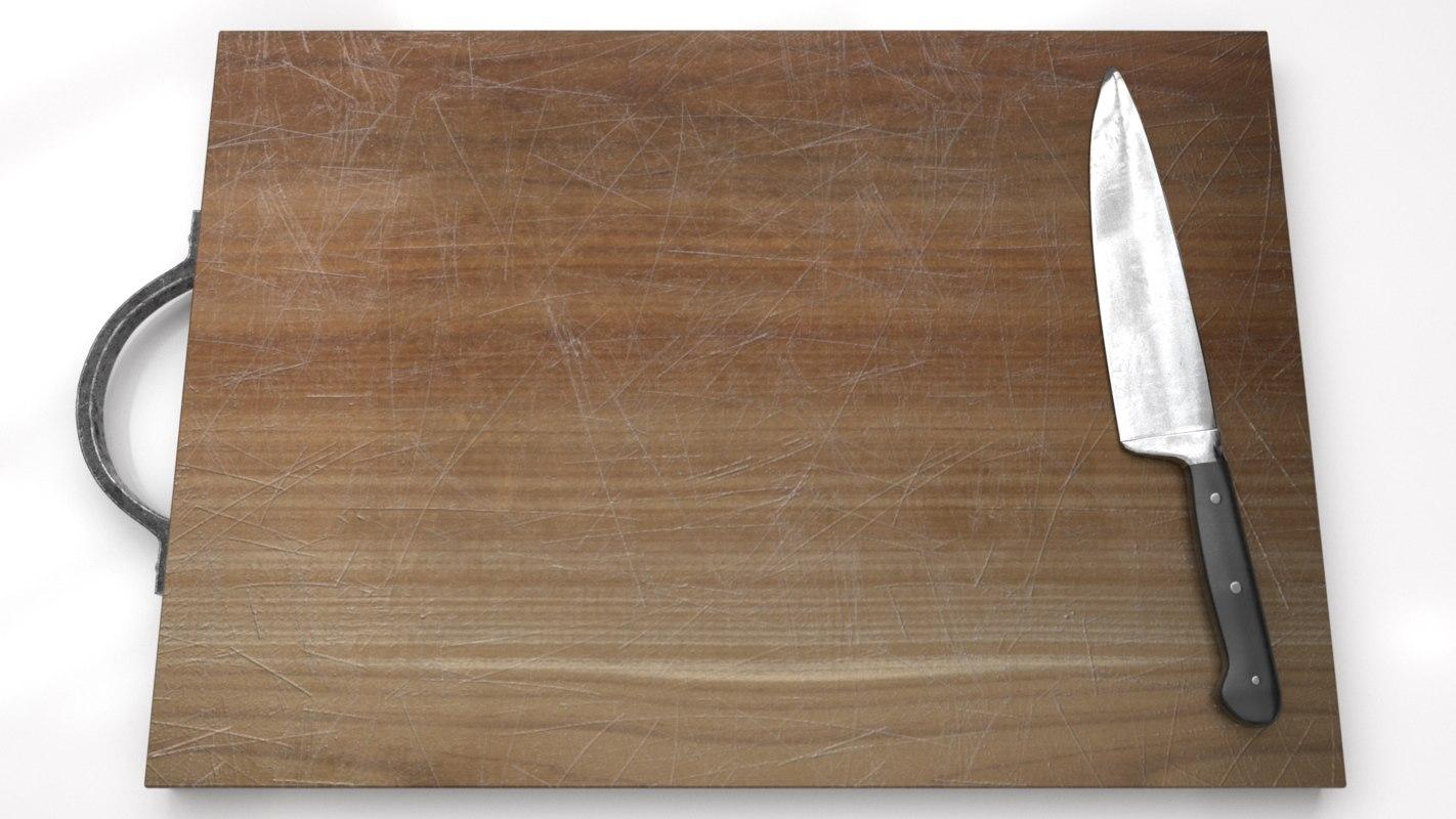 3D board cutting knife