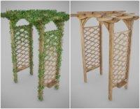 garden leafs model