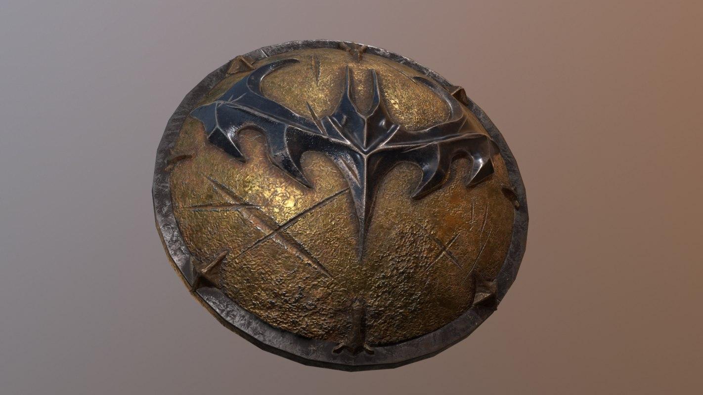 bat shield model