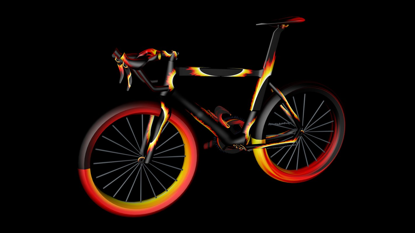 3D bike bicycle